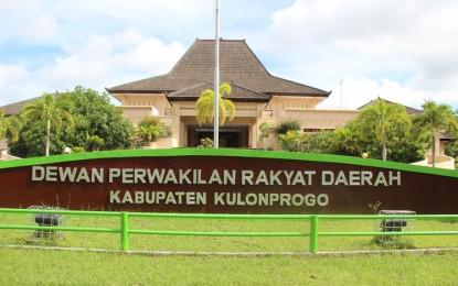 "JMKP ""Nyangoni"" Anggota DPRD Kulonprogo"