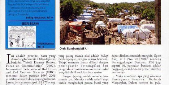 AKSES Edisi II APRIL 2008