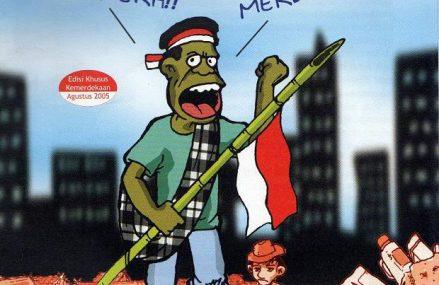 Warta Korupsi Edisi Agustus/2005