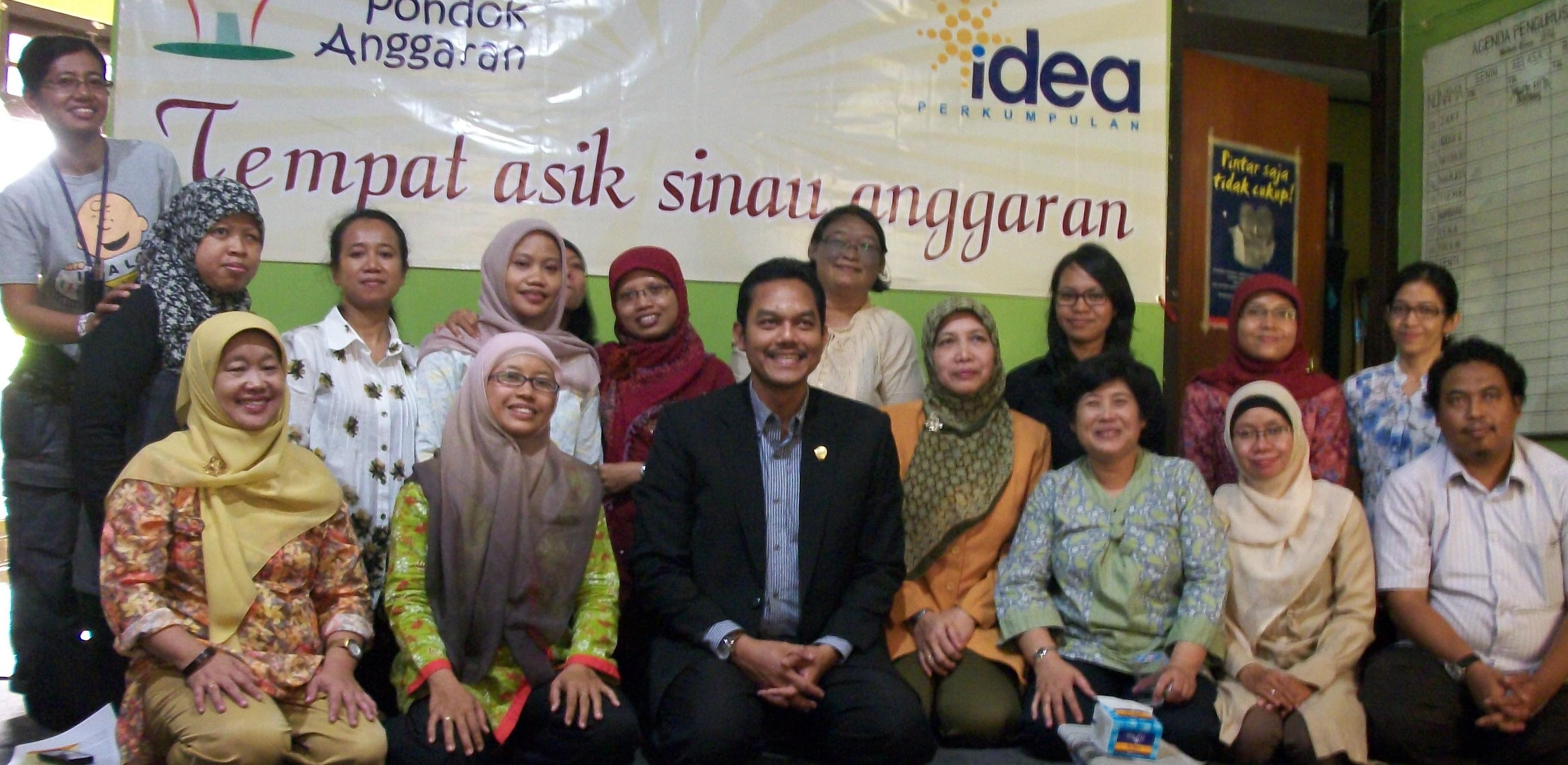 Pondok Anggaran IDEA