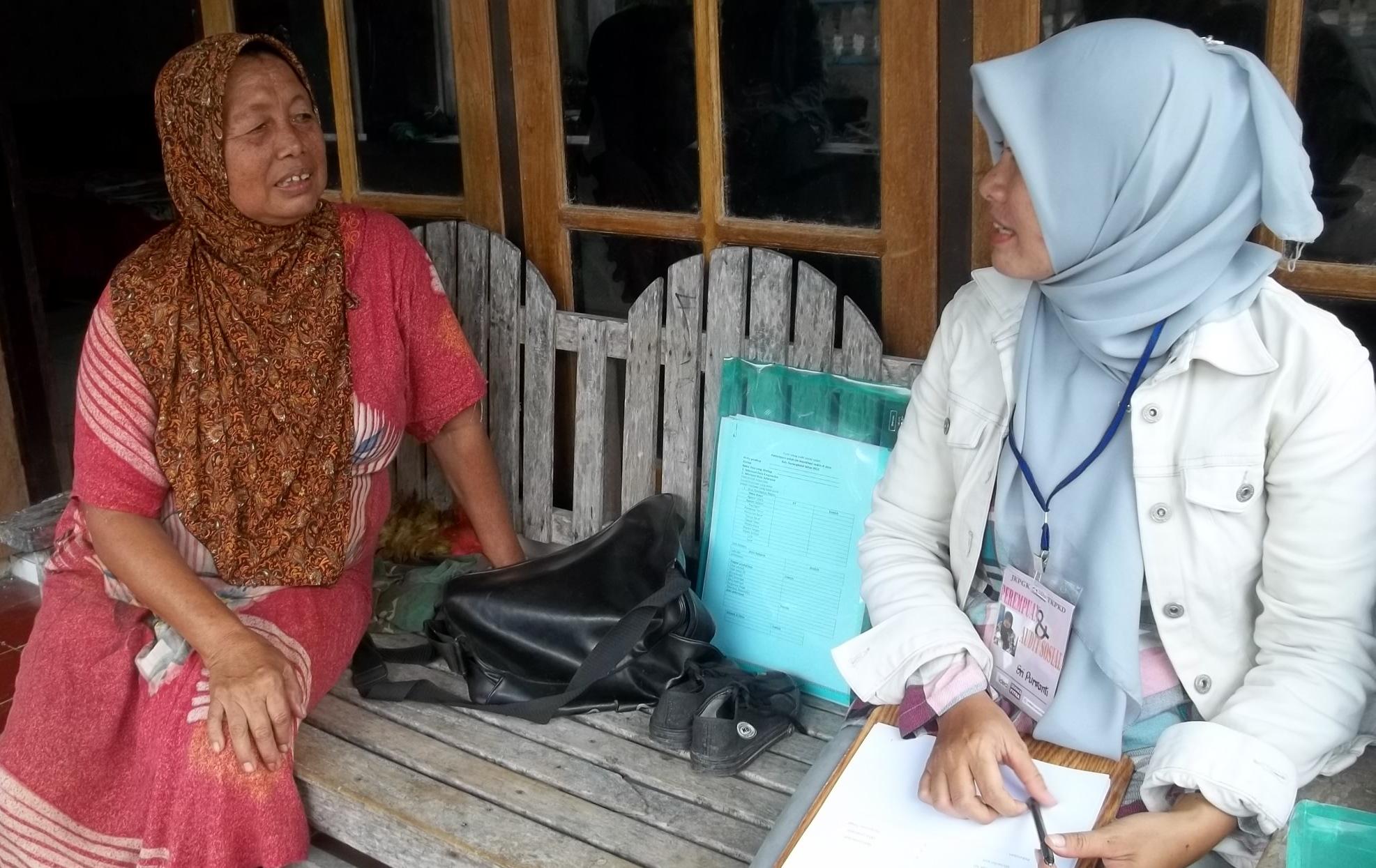 Perempuan dan Audit Sosial