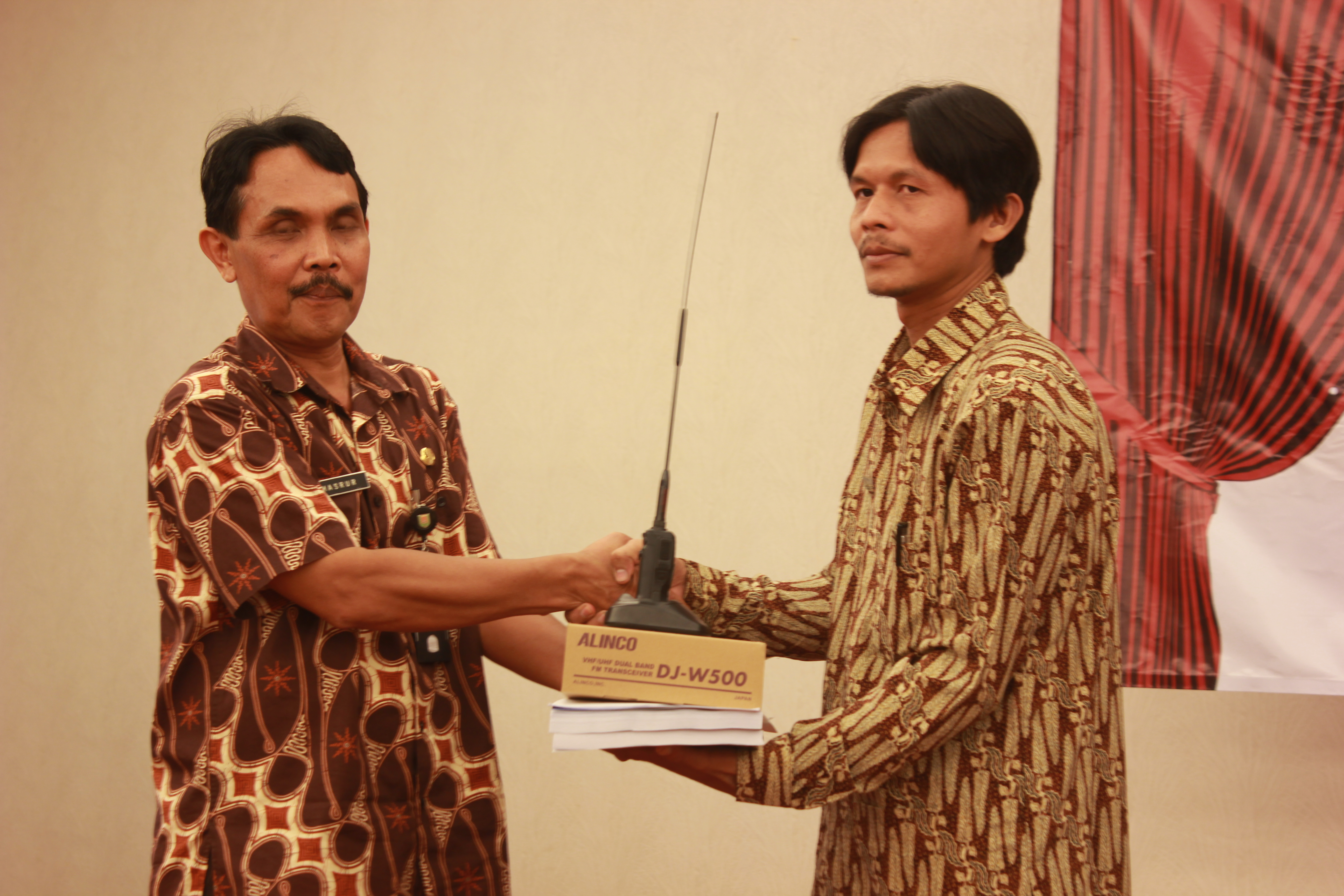 Konsultasi Publik Dokumen RKU-K UMKM Magelang