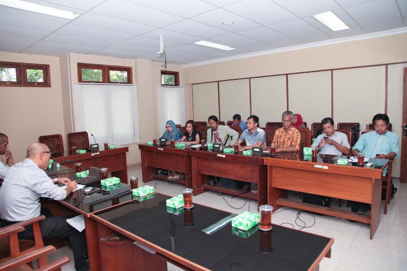 Audiensi Hasil Audit Sosial BSM di Kulonprogo