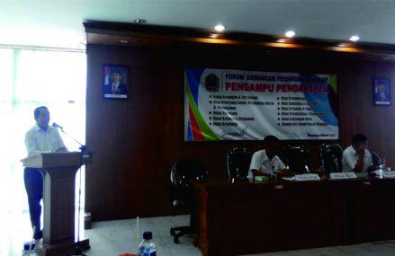 Aksesiblitas Untuk Disabilitas Warnai Musrenbang