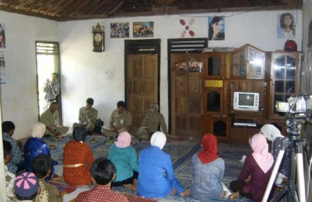 Komunitas Mitra IDEA di Pacitan