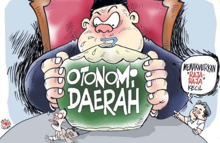 Kebijakan Desentralisasi Fiskal Semu