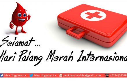 Selamat Hari Palang Merah Internasional