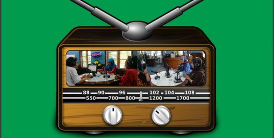 Siaran Radio 'Layanan Kesehatan di Sleman'