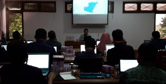 Asistensi Pengelolaan Data Desa Di Bantul