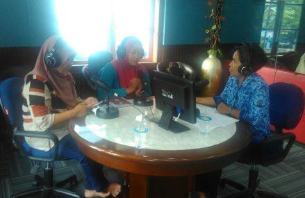 Siaran Awal JMKP Ngudhar Gagasan di Radio Suara Pasar Kulonprogo