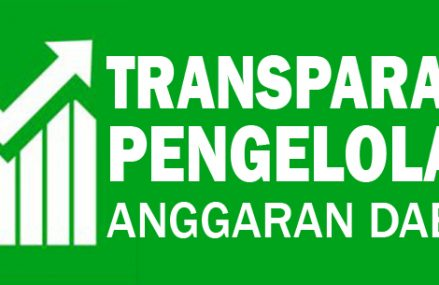 Rinto Andriono: Ayo, Pantau Anggaran Daerah!