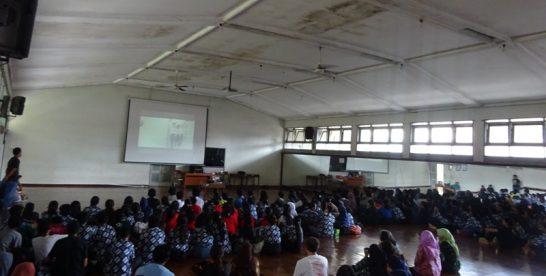 Film 'Menolak Diam' Sukses Tayang di Yogyakarta