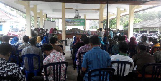 Pengembangan Ekonomi Disabilitas Masuk Program Prioritas dalam Musrenbang Kecamatan Patuk