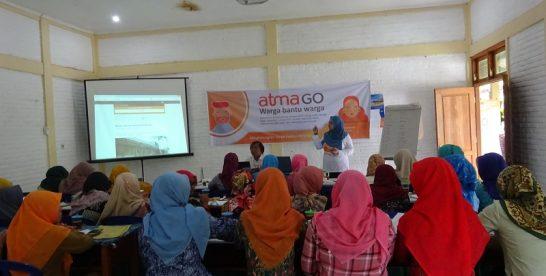 Jaringan Perempuan Gunungkidul dan Kulonprogo Belajar Jurnalisme Warga