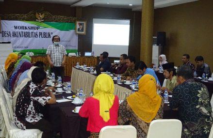 Dorong Transparansi dan Akuntabilitas Desa, IDEA Gagas DAP