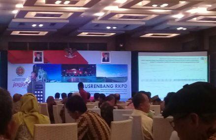 PR Besar DIY dalam Musrenbang RKPD 2019