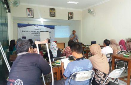 Tiga Kelompok Rentan di Kota Yogyakarta Rumuskan Dokumen Anggaran yang Aksesibel