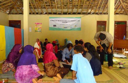 IDEA Berikan Pelatihan Menyusun Rencana Strategis Bagi Kelompok Rentan