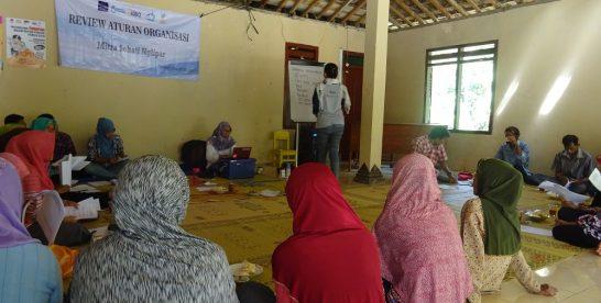 Mitra Sehati Lakukan Review Aturan Organisasi dan Materi Replikasi