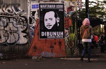 Mendukung Pemberantasan Korupsi, Mendukung Penuntasan Kasus Udin