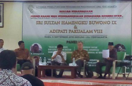 Korupsi, Demokratisasi Desa dan Kebijakan Agraria dalam Keistimewaan DIY
