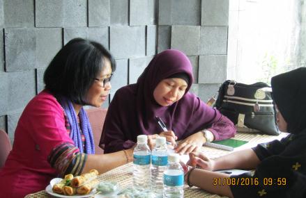 Profile Program: Gender Sensitive Citizen Budget Planning in Indonesian Villages