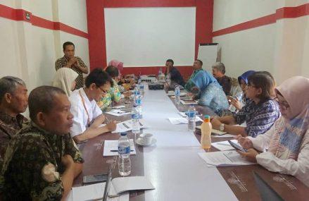 Pertemuan Working Group Kab/Kota Inklusi Jadi Penutup Program AFC di Gunungkidul dan Yogyakarta