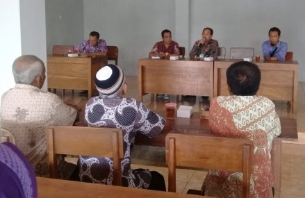 Desa Wareng Gunungkidul Bentuk Organisasi Penyandang Disabilitas