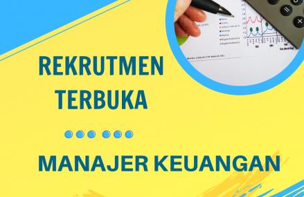 Rekrutmen Terbuka Manajer Keuangan IDEA