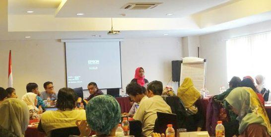IDEA Gelar Koordinasi dengan Jurnalis dan CSO, Bahas Tata Kelola Air Bersih Di Kabupaten Bantul