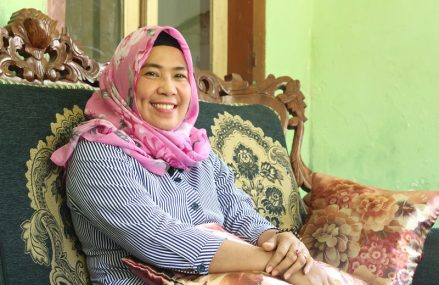 Saudah, Bersama FORASKER Ubah Citra Buruk Layanan Kesehatan di Kabupaten Jember