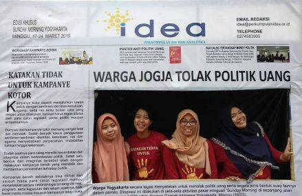 Kampanye dan Advokasi Anti Politik Uang untuk Pemilu Bersih